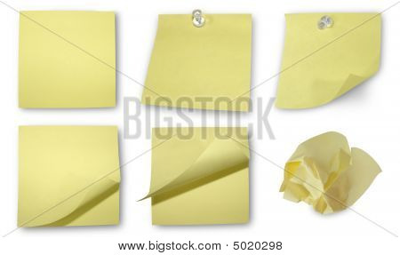 Yellow Notes Collection
