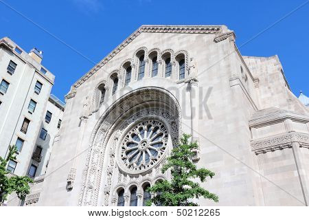 New York City Synagogue