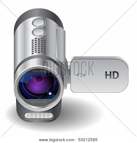 Icon For Camcorder