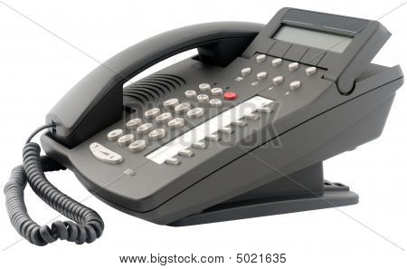 Eight Buttons Office Digital Telephone
