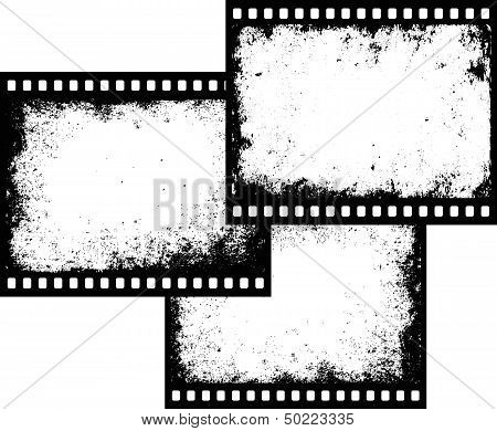Three Film Frames