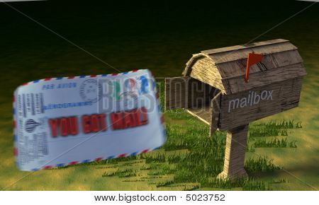 You Got Mail 3D