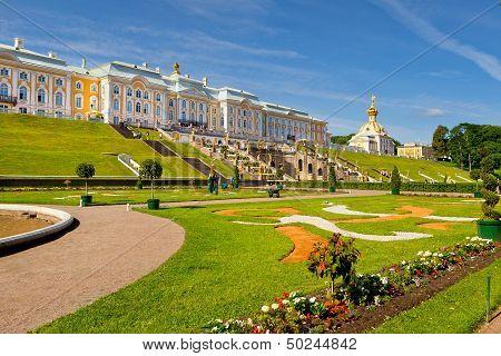 Pertergof, Saint-petersburg, Russia
