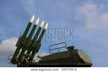 Anti-aircraft Missile System