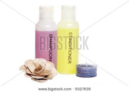 Artículos de cuidado de cabello Spa