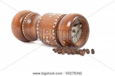 Pepper mill And Peppercorn