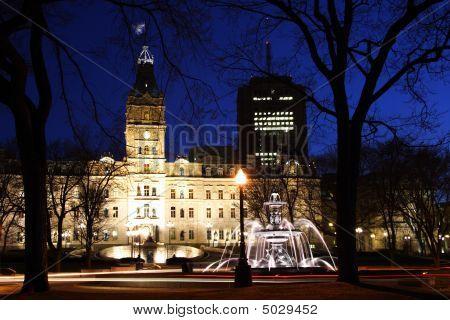 Quebec Parliament