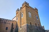 stock photo of swabian  - Norman Swabian Castle - JPG