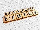 picture of scruple  - business ethics  - JPG