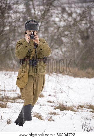Military Journalist