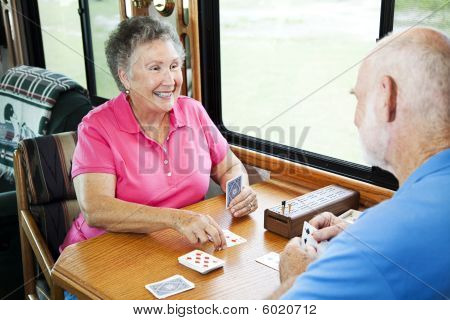 Rv Seniors - Game Of Cards