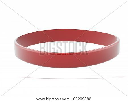 Blank rubber plastic stretch