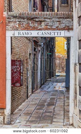 Ramo Cassetti