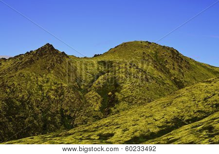 Challanging peaks
