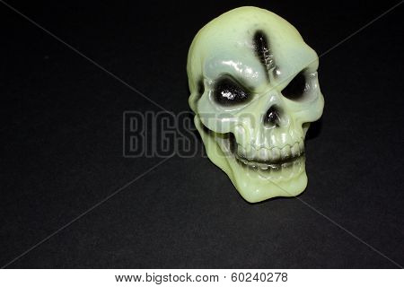 Skull To Scare You