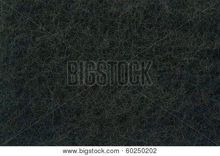 Translucent Blue Color On Dark Background