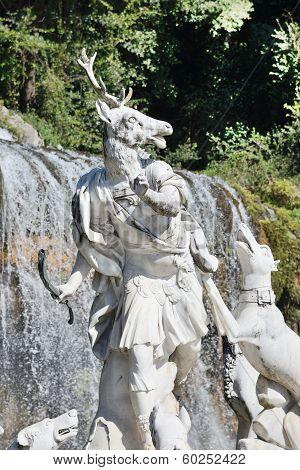 Waterfalls Water Gardens Of The Royal Palace