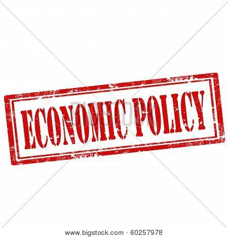 Economic Policy-stamp