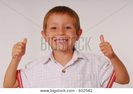Expressive Kid 10