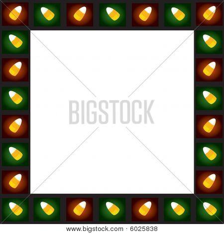 Candycorn Pattern