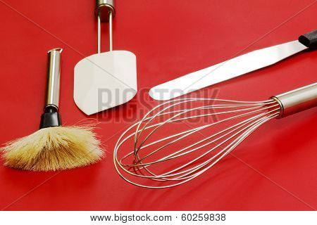 Confectioner Utensils