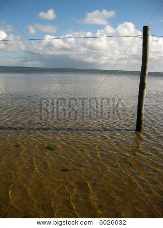 low tide on Amrum