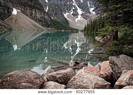 Lake Louise Reflection