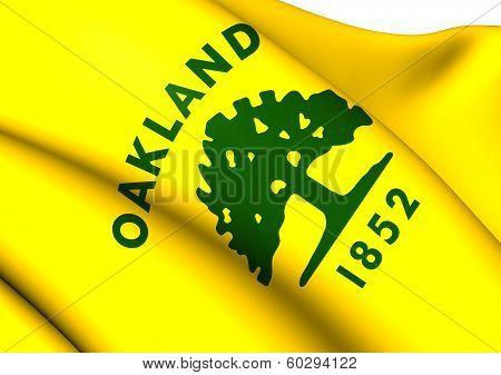 Flag Of Oakland