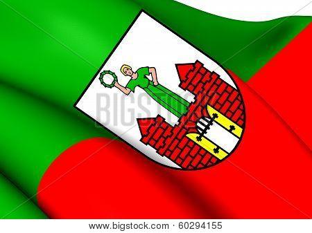 Flag Of Magdeburg
