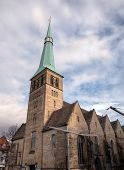 Church of St. Nikolas. Hameln, Germany