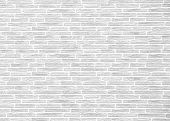 White modern wall background