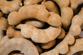 image of laxatives  - A container full of Tamarind - JPG