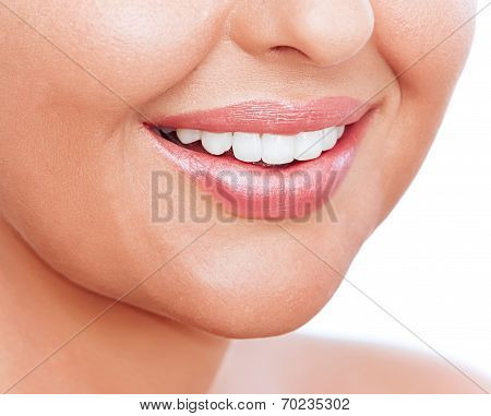 Toothy Smile