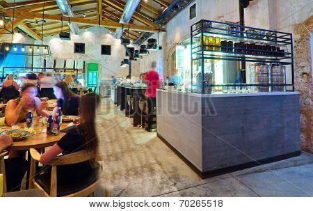 Open Kichen Restaurant