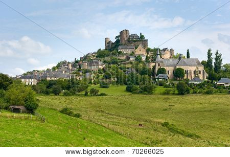 Village Of Turenne