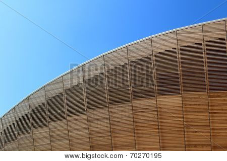 London - April 5. The New Queen Elizabeth Olympic Park On April 5, 2014, The Opening Day