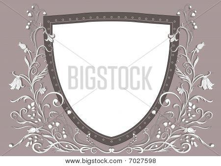 Heraldic Sheld