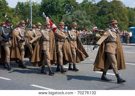 Highland Brigade (Podhale Rifles)