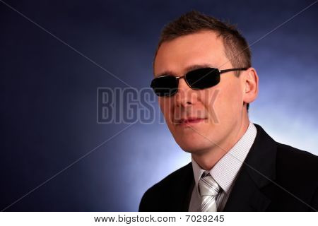 Portrait Of Business Man