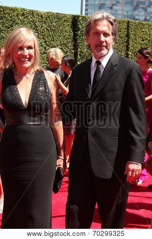 LOS ANGELES - AUG 16:  Gary Cole at the 2014 Creative Emmy Awards - Arrivals at Nokia Theater on August 16, 2014 in Los Angeles, CA