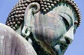 stock photo of kanto  - Great Buddha of Kamakura  - JPG