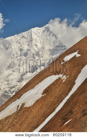 Slope In Himalayas