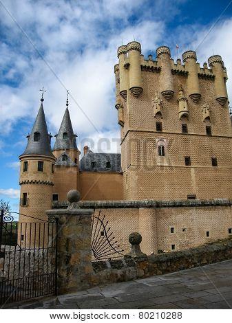 Alcazar, Segovia, Spain