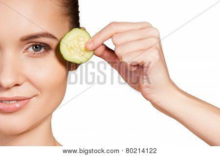 Cucumber Spa.