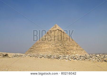 pyramid of Hefren