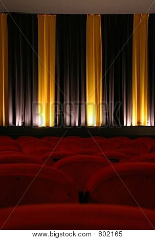 Stage curtains 3