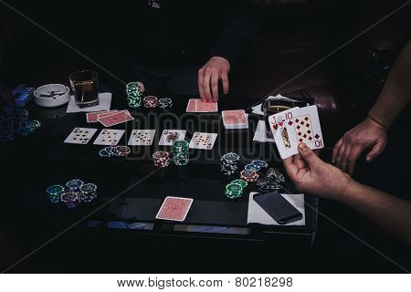 street combination in poker