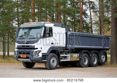 Volvo FMX X-Pro 540 Construction Truck
