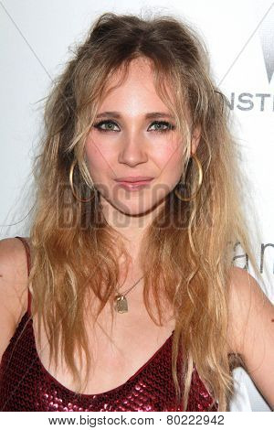 LOS ANGELES - JAN 11:  Juno Temple at the The Weinstein Company / Netflix Golden Globes After Party at a Beverly Hilton Adjacent on January 11, 2015 in Beverly Hills, CA