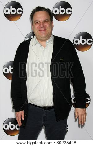 LOS ANGELES - JAN 14:  Jeff Garlin at the ABC TCA Winter 2015 at a The Langham Huntington Hotel on January 14, 2015 in Pasadena, CA